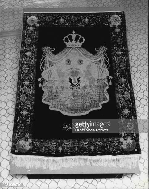Persian RugsThe price less King Faisel the 1 valued at over 12 million dollars November 16 1981