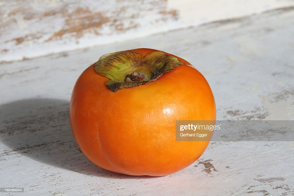 Persimmon : Stock Photo