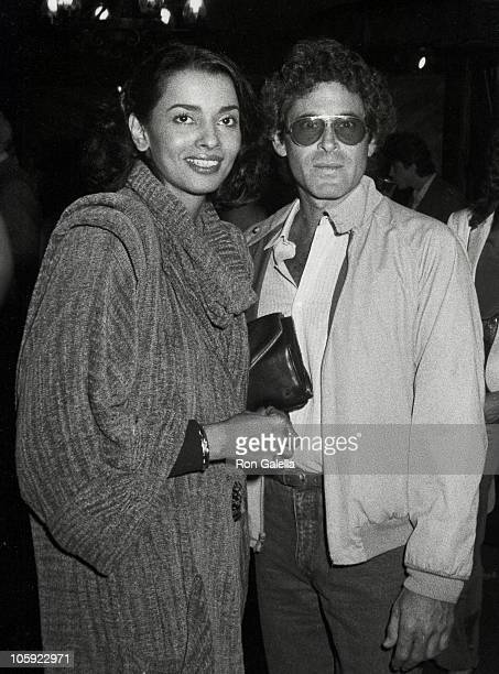 Persis Khambatta and Kip Whitman during Premiere of She Dances Alone April 20 1982 at Continental Theater in Hollywood California United States