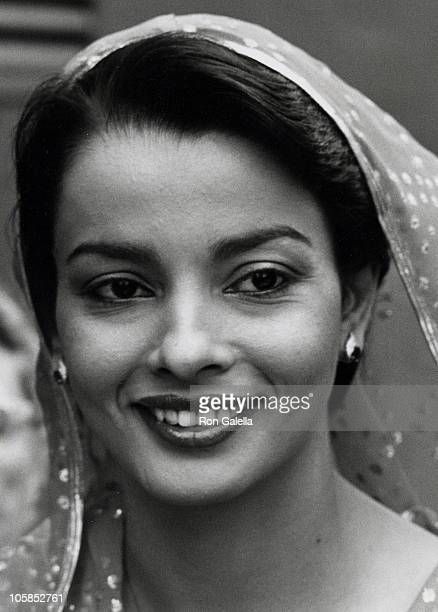 Persis Khambatta during 1979 Photoplay Awards at Merv Griffin Studios in Los Angeles California United States