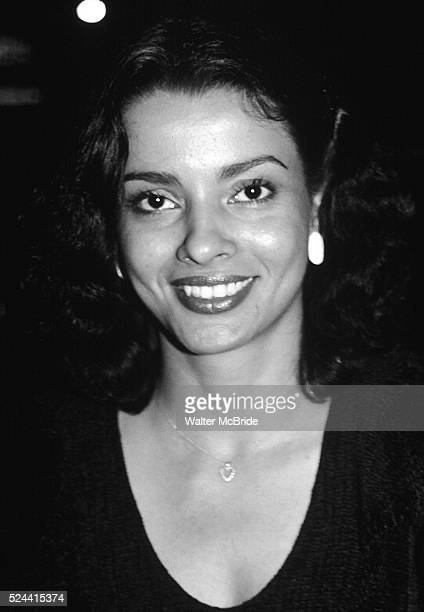 Persis Khambatta pictured in New York City in 1982