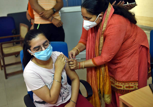 IND: COVID-19 Vaccination Drive