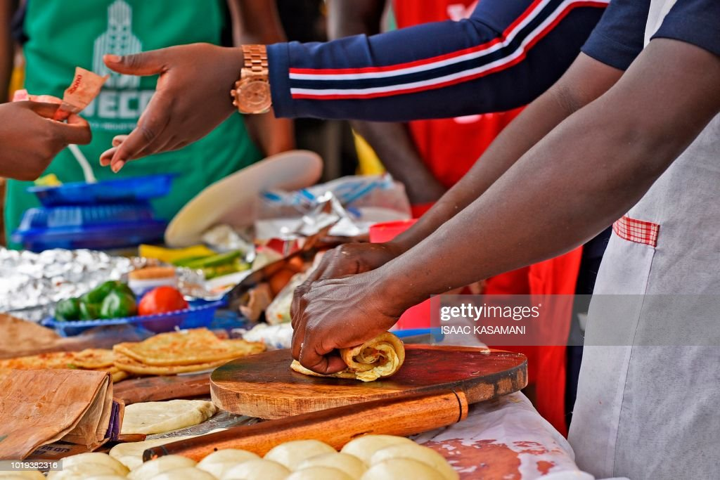 UGANDA-FESTIVAL : News Photo