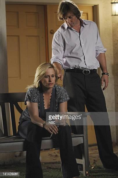 MEDIUM A Person of Interest Episode 02088 Pictured Patricia Arquette as Allison Dubois Jake Weber as Joe Dubois Photo by Michael Yarish/NBCU Photo...