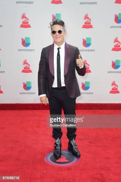 Person of the Year Alejandro Sanz attends the 18th Annual Latin Grammy Awards at MGM Grand Garden Arena on November 16 2017 in Las Vegas Nevada
