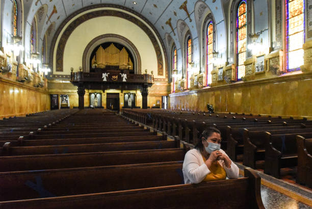 NY: Brooklyn Diocese Re-Opens 90 Percent Of Churches During COVID-19 Pandemic