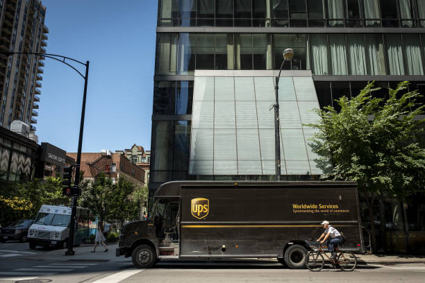 IL: United Parcel Service Inc. Deliveries Ahead Of Earnings Figures
