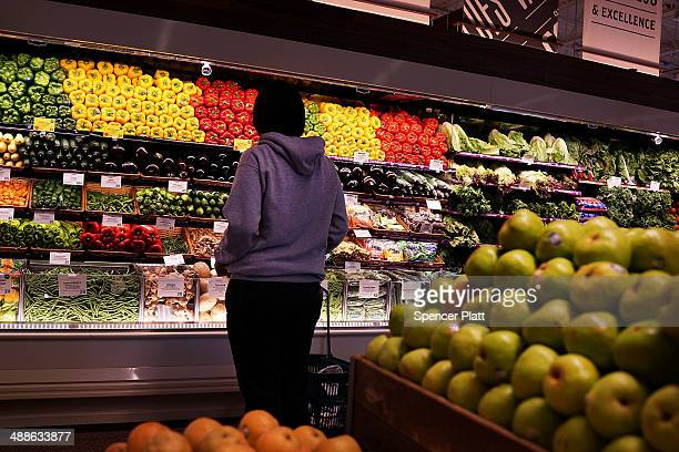 Whole Foods Market Stock Photos And Pictures Getty Images