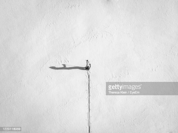 person snowboarding on landscape - klein stock pictures, royalty-free photos & images
