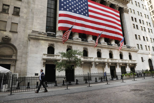NY: U.S. Stocks Take Another Plunge