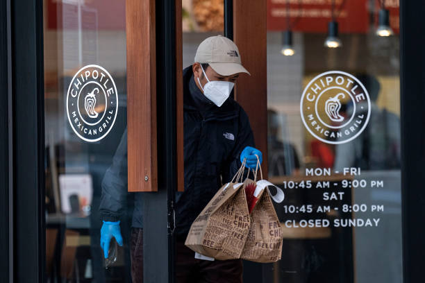 CA: A Chipotle Restaurant Ahead Of Earnings Figures