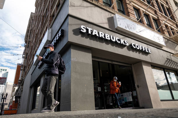 CA: Starbucks Locations Ahead Of Earnings Figures