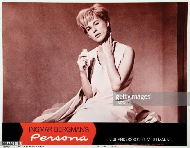 Persona lobbycard Bibi Andersson 1966