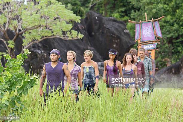 'Persona Non Grata' Brandon Hantz Andrea Boehlke Dawn Meehan Brenda Lowe Corinne Kaplan and the rest of the Bikal Tribe make their way to the Reward...