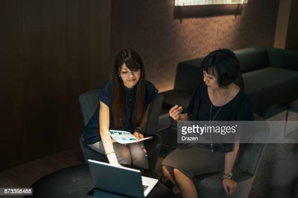 Persönliche Beratung über persönliche Finanzen in Japan und China