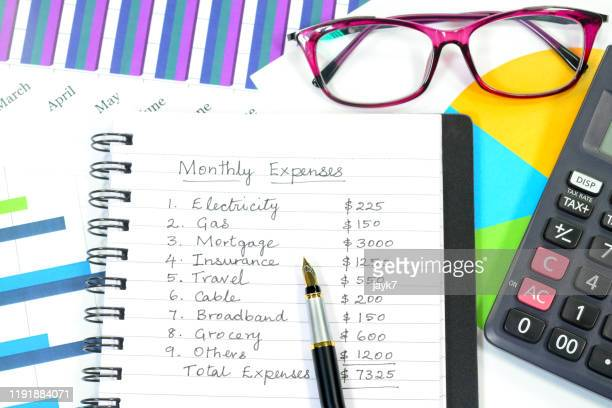 personal finance - budget stock pictures, royalty-free photos & images