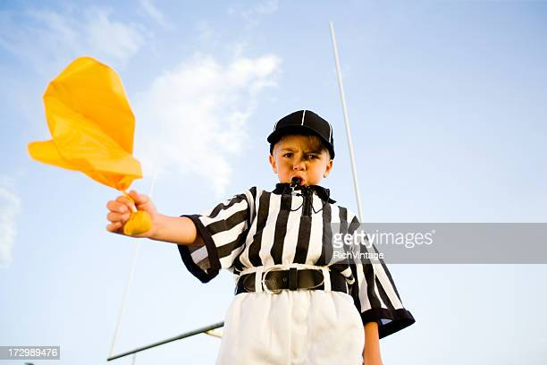 personal foul - american football judge stock pictures, royalty-free photos & images