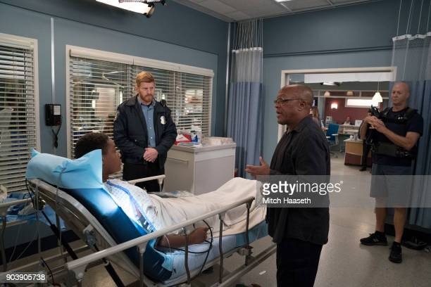 "Personal Jesus"" - A young boy is admitted to Grey Sloan Memorial and his case has a profound impact on the doctors. Meanwhile, April is faced with a..."