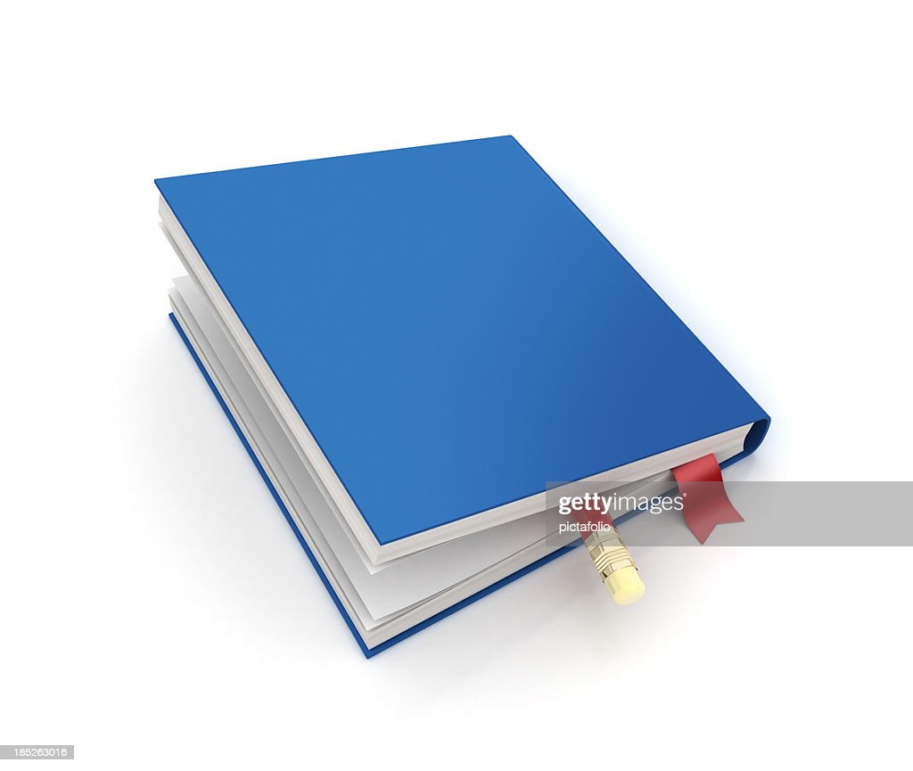 personal notebook or diary : Stock Photo