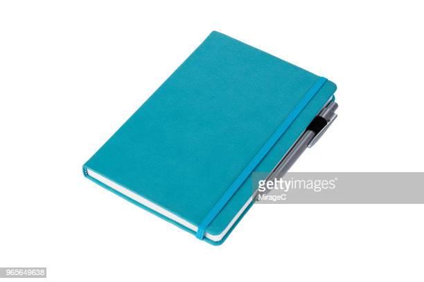 personal organizer note pad - 手帳 ストックフォトと画像