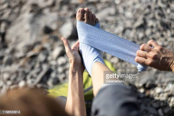 170 Elastic Bandage Photos And Premium High Res Pictures Getty