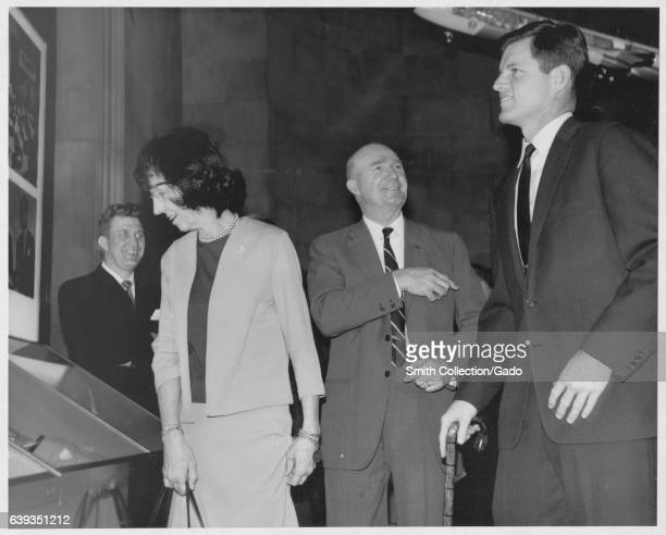 Personal secretary to John F Kennedy Evelyn Lincoln Special Assistant and Assistant Appointments Secretary to John F Kennedy David Powers and Senator...