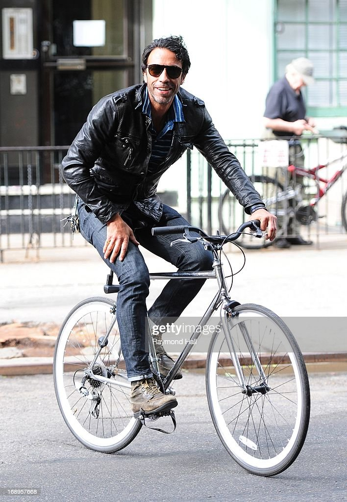 Celebrity Sightings In New York City - May 17, 2013