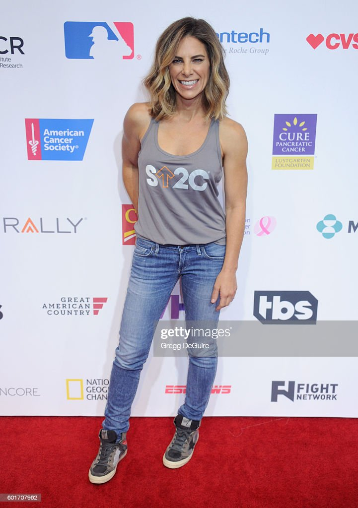 Hollywood Unites For The 5th Biennial Stand Up To Cancer , A Program Of The Entertainment Industry Foundation - Arrivals