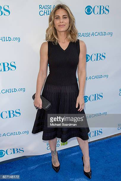 Personal Trainer Jillian Michaels attends the 4th Annual RaiseAChild Honors Gala at Jim Henson Studios on May 01 2016 in Hollywood California