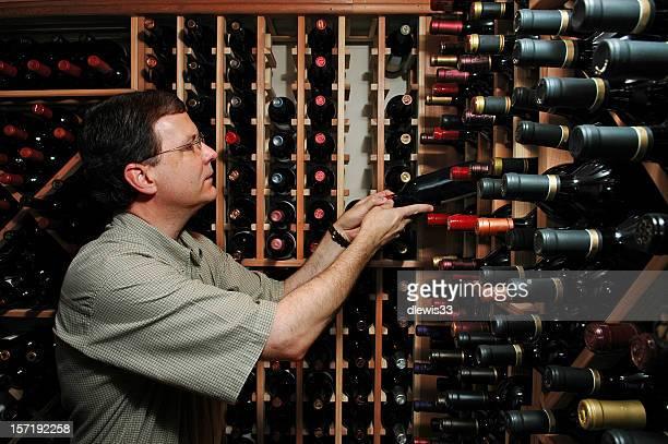 Personal Wine Cellar