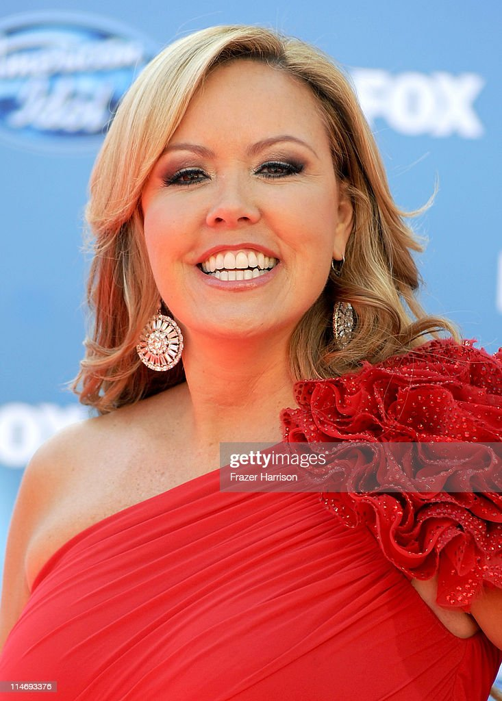 Fox's 'American Idol' 2011 Finale - Results Show - Arrivals : News Photo