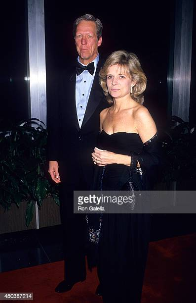 TV personalisty David Hartman and wife Maureen Downey attend the 10th Annual Kennedy Center Honors State Department Reception Secretary of State...