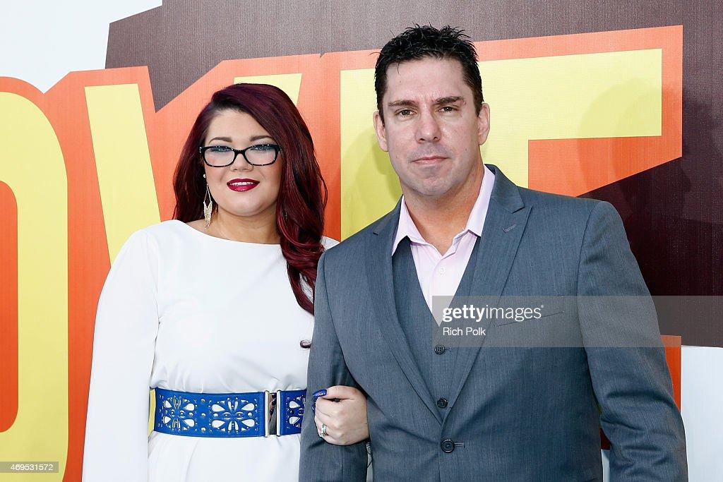 The 2015 MTV Movie Awards - Red Carpet : News Photo