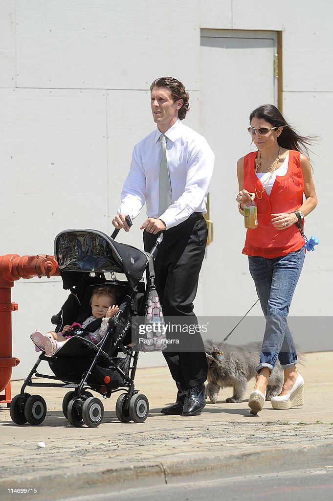 Celebrity Sightings In New York City - May 25, 2011