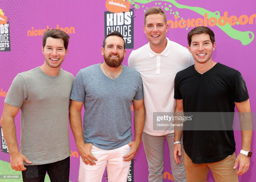 Nickelodeon Kids' Choice Sports Awards 2017 - Red Carpet : News Photo