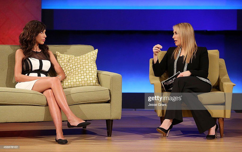 """VH1 """"Couples Therapy"""" With Dr. Jenn Reunion : News Photo"""