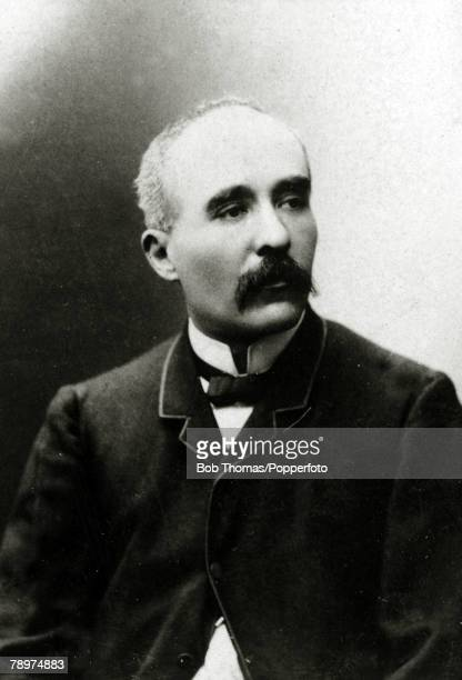 circa 1900 Georges Clemenceau the French Prime Minister 19061909