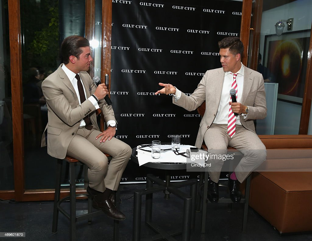 "Gilt City Celebrates The Launch Of Fredrik Eklund's ""The Sell: The Secrets Of Selling Anything To Anyone"" Book"