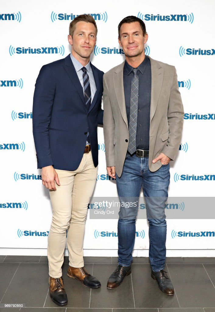 Celebrities Visit SiriusXM - June 8, 2018 : Fotografía de noticias