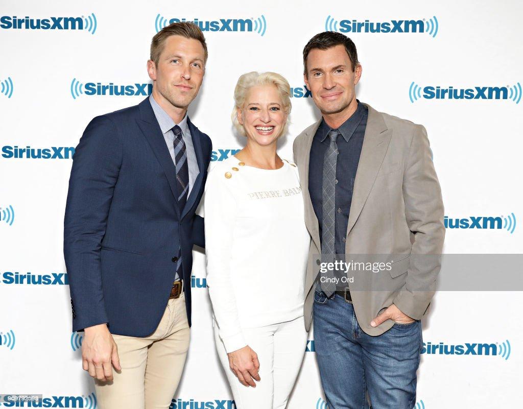 Celebrities Visit SiriusXM - June 8, 2018 : News Photo