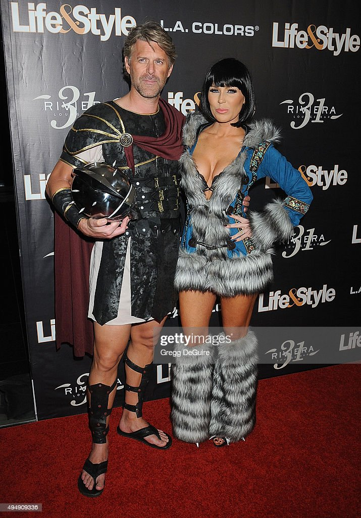 "Life & Style Weekly's ""Eye Candy"" Halloween Bash Hosted By LeAnn Rimes - Arrivals"