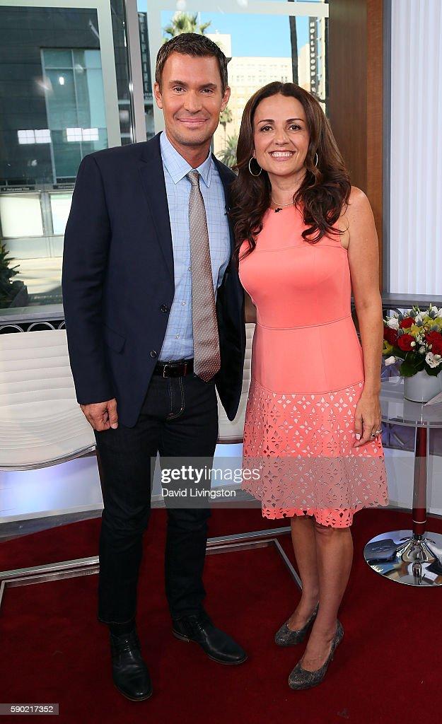 Scott Aukerman Visits Hollywood Today Live : News Photo