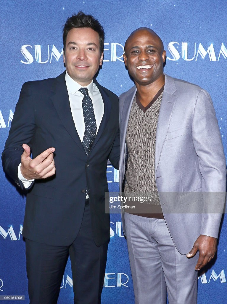 """Summer: The Donna Summer Musical"" Broadway Opening Night - Arrivals & Curtain Call"