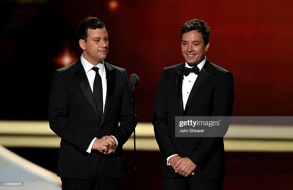 63rd Primetime Emmy Awards - Show : News Photo