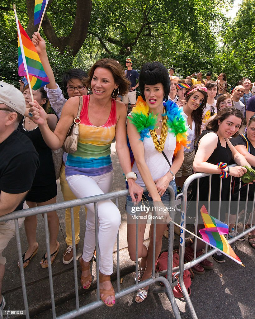 NYC Pride 2013 - The March : News Photo