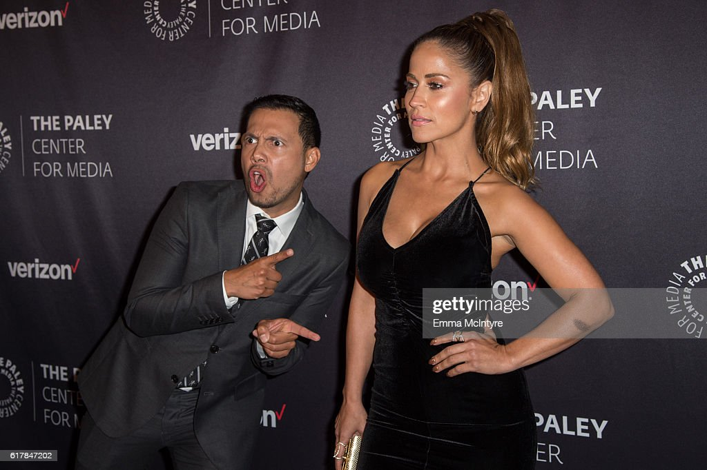 The Paley Center for Media's Hollywood Tribute to Hispanic Achievements in Television : News Photo