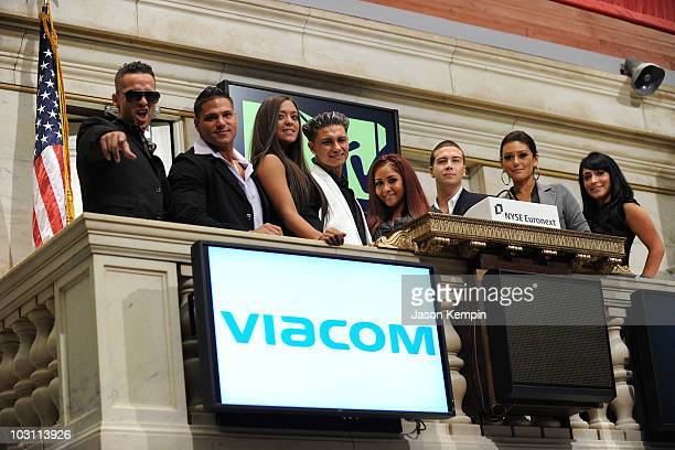 "Personalities Michael 'The Situation' Sorrentino, Ronnie Ortiz-Magro, Sammi 'Sweetheart' Giancola, Paul ""Pauly D"" DelVecchio, Nicole 'Snooki'..."