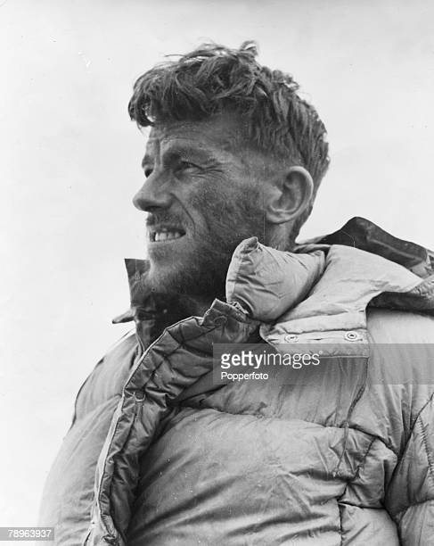 1953 Edmund Hillary born 1919 New Zealand mountaineer and explorer the first person to conquer Mount Everest when he reached the summit on 29th May...
