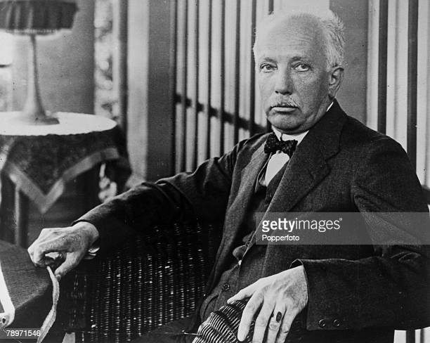 Personalities, Music/ Composers, pic: circa 1930, Richard Strauss, German composer,