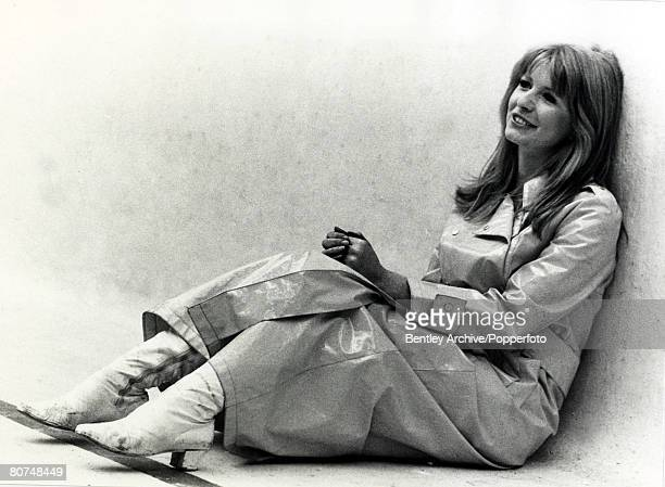 11th May 1970 British actress Jane Asher pictured at the time she was making the film ' Starting Out'